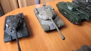 Коллекция <b>моделей</b> танков - YouTube