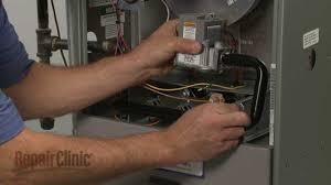 rheem furnace not heating? replace gas valve 60 100394 03 youtube Gas Furnace Weather King Wiring Diagram Gas Furnace Weather King Wiring Diagram #36 Basic Furnace Wiring Diagram