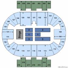 Pensacola Bay Center Seating Chart Pensacola Bay Center Events And Concerts In Pensacola