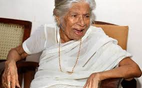 At 100, the firebrand's spark is intact - The Hindu