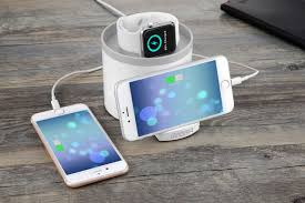 So without any further ado, let's explore this list of the best charging stand. Imobi4 3 Usb Port Nightstand Mode Charging Stand For Apple Watch And Iphone 8 For Sale Online Ebay