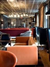 Living Room Bar Nyc Five Of Elles Favourite New York Hotels