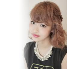 2013年梅雨 わらか ねじりアレンジ ヘアーミッション斎藤の髪型ヘア