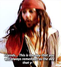 Pirates Of The Caribbean Quotes Memorable picture quotes for Pirates of the Caribbean movie quotes 38
