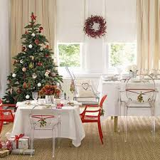 Christmas Dining Room Beautiful Interior Dining Room Christmas Decoration Design Comes