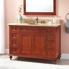 Meaning Of Cabinet 48 Keller Mahogany Vanity For Undermount Sink Light Cherry