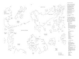 Atlas Of Ice And Fire The Geography And Maps Of George