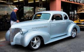1939 Chevrolet Master Deluxe 4 Passenger Coupe - General Motors ...