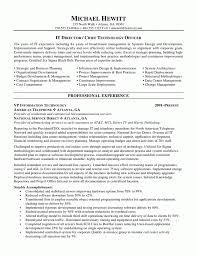 Amazing Cio Resume 5 Cio Chief Information Officer Resume Resume