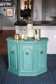 green painted furniture. Jo-torrijos-a-simpler-design-annie-sloan-chalk- Green Painted Furniture V