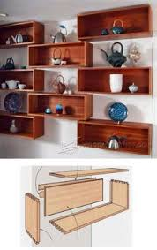 Small Picture Wall Shelves Plans Woodworking Plans and Projects