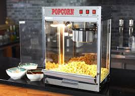 Corn Vending Machine Gorgeous 448 High Quality 48oz Popular Ball Shaped Popcorn Machine Caramel