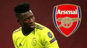Arsenal interessiert sich für Ajax-Keeper Andre Onana