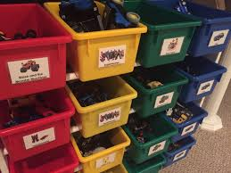 diy printable storage labels for kids toy storage bins for organization