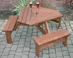 Beer Garden Set U201cWider Tableu201d Beer Garden Benches