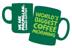 Image result for macmillan coffee morning