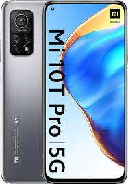Xiaomi Mi 10T Pro - Smartphone 128GB, 8GB RAM, Dual Sim, Alexa Hands-Free,  Lunar Silver: Amazon.de: Elektronik
