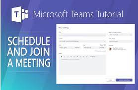video and steps microsoft teams how