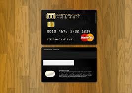 Debit Card Designs Designcontest Metropolitan Bank Debit Card Design