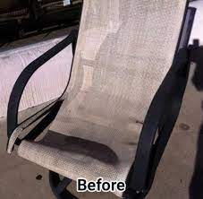 outdoor chair slings off 66