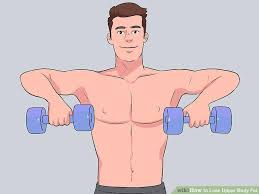 image led lose upper body fat step 8