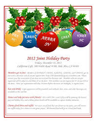 Work Christmas Party Flyers Christmas Potluck Flyer Insaat Mcpgroup Co