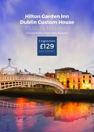 hilton garden inn dublin custom house ireland