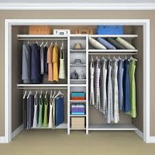 closet organizer home depot closetmaid shelftrack 13 in d x 48 h 72 w