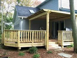 diy porch railing interior porch railing building code patio plans cable wooden deck hand good porch diy porch railing