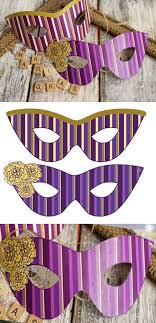 Mask Decorating Ideas 100 DIY Mardi Gras Party Decorations Ideas The Hackster 45