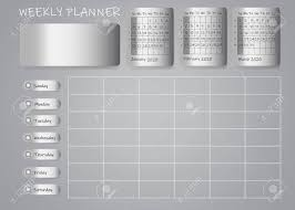 Calendar For First Quarter Of 2020 Year With Weekly Planner Chart