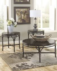 marble stone top coffee and end tables table set canada target round sets for uk glass in cappuccino finish espresso living room black with
