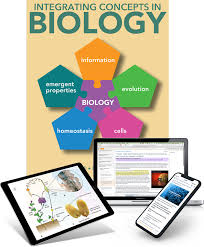 Integrating Concepts In Biology Trubook Digital Learning