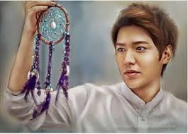 The Heirs Dream Catcher Woobin Kim woo bin Pinterest Kim woo bin and Woo bin 36