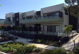 Benson Building Designs Located Near Act This Low Rise Multi Residential Project