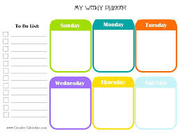 Free Printable Weekly Calendar Fresh Monthly Calendars Schedule ...