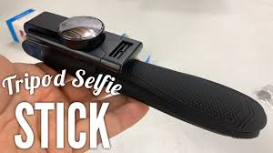 <b>Tripod Selfie Stick</b> with <b>Bluetooth</b> Remote by SelfieCom Review ...