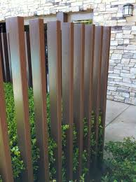 modern metal fence design. Metal Fence...protection Yet Can Be Seen Through. Modern Fence Design