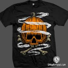Scary T Shirts Designs Sinister Visions T Shirt Design For Haunted Houses Haunted