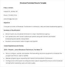 Announcer Sample Resumes Cool Producer Presenter Announcer Resume Tv Sample Sirenelouveteauco