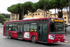 rome public bus services guide to