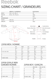 Size Guide Jersey Factory
