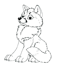 Wolf Coloring Pages To Print Lapavoni
