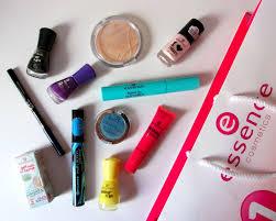 essence cosmetics haul makeup review