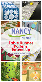sew a new table runner for your fall decor using one of our table runner sewing tutorials whether you re interested in sewing quilting or embroidery