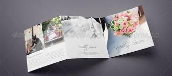 36 Beautiful Wedding Brochure Templates Desiznworld