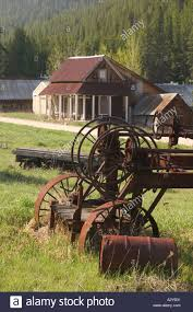 What Is Idaho Known For Old Buildings And Equipment Warren Idaho Known For Chinese Pioneer