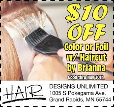 Hair Designs Unlimited Grand Rapids Mn 10 Off Hair Designs Unlimited Grand Rapids Mn