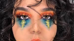 makeup artist explains how to get sunsetinspired makeup look