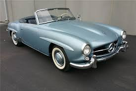 Gallery junction is pleased to offer this 1959 mercedes benz 190sl roadster. 1959 Mercedes Benz 190sl Convertible